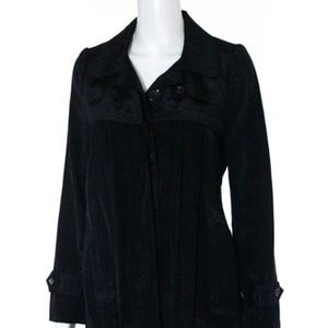 12th Street by Cynthia Vincent Jackets & Coats - 12th Street by Cynthia Vincent Black Coat 6